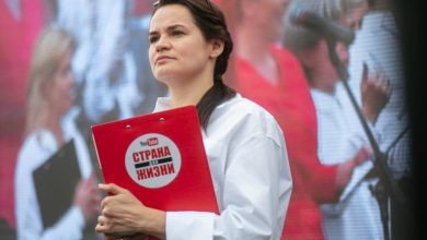 Photo of Тихановская едет в Витебск. Но выступит она далеко не в центре
