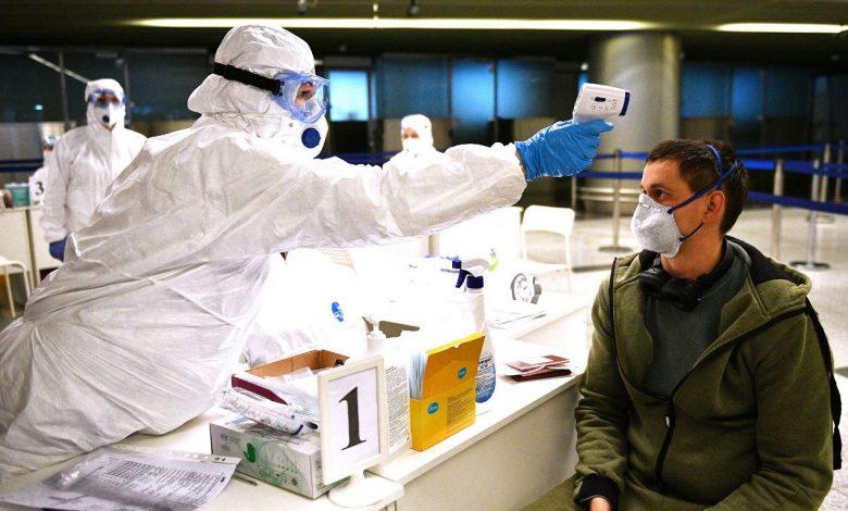 В России зафиксировано более 746 тысяч случаев коронавируса