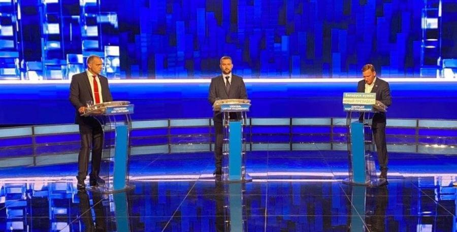 теледебаты кандидатов в президенты