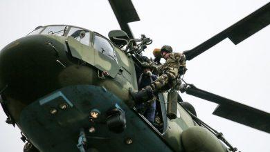 Photo of Белорусские летчики посадили на трассу М1 военные самолеты