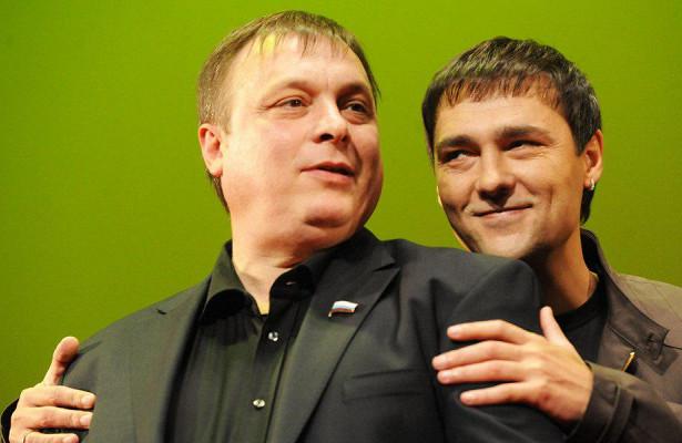 Юрий Шатунов и Андрей Разин Помирились