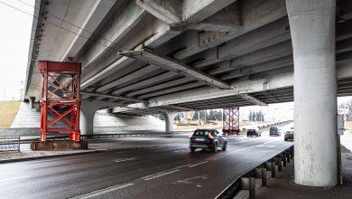 Photo of Когда восстановят движение на мосту на ул. Орловской?