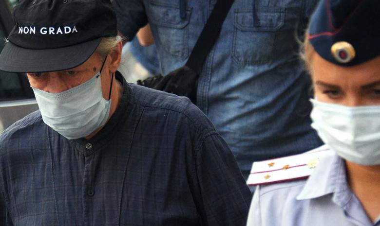 Больница официально прокомментировал суду состояние Ефремова