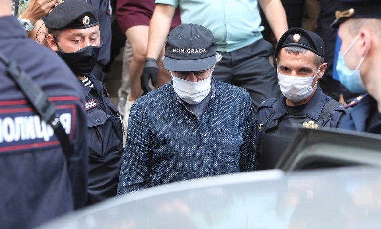 Ефремову официально предъявили обвинение