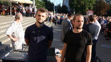Photo of Диджеям, включившим песню «Перемен», дали по 10 суток ареста