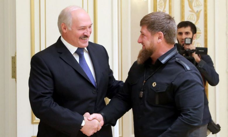 Кадыров призвал белорусов поддержать Лукашенко