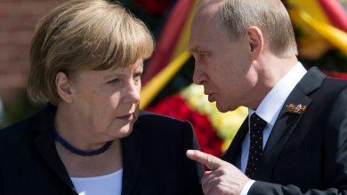 Photo of Меркель обсудит ситуацию в Беларуси с Путиным