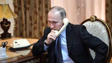 Photo of Путин сообщил Лукашенко о переговорах с Меркель и Макроном