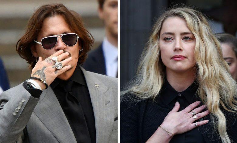 Джонни Депп подал в суд на бывшую жену