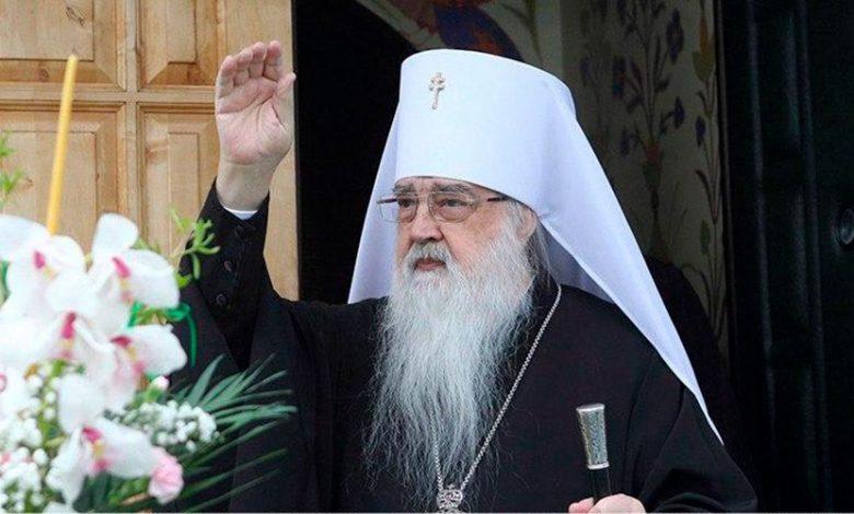 Митрополит Филарет перед выборами обратился к белорусам