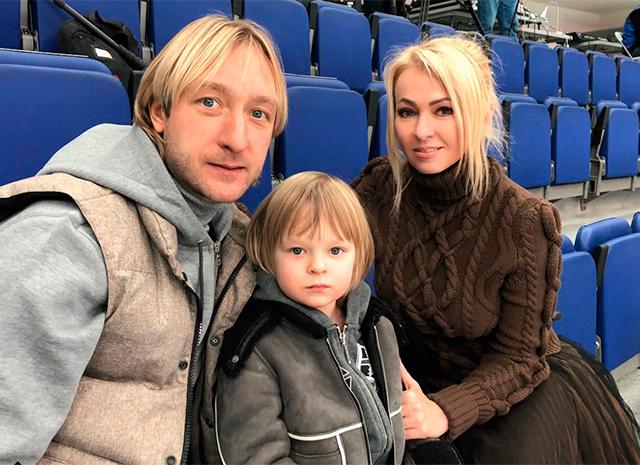 Рудковская высказалась о разводе с Плющенко