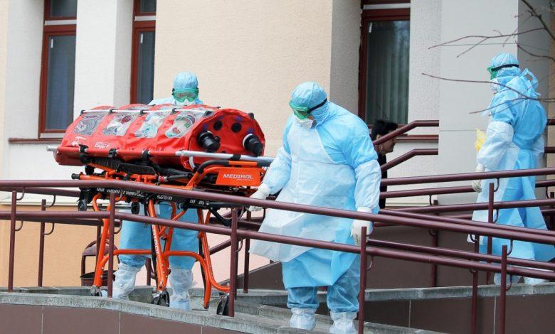 В Беларуси 69 801 случай коронавируса на 19 августа