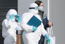 Photo of В Беларуси за сутки зафиксировано 111 случаев коронавируса