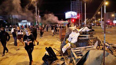 Photo of Власти Минска оценили ущерб от демонстраций в 500 тысяч рублей
