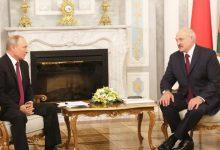 Photo of Путин обсудил с Лукашенко задержанных в Минске «боевиков»