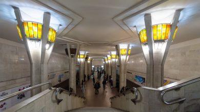 Photo of Один из выходов станции метро «Октябрьская» закроют на ремонт до конца августа