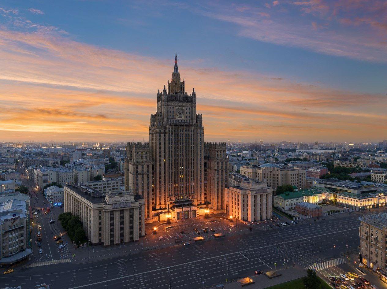 МИД РФ — послу Семашко: арест россиян совершён безосновательно