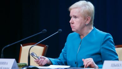Photo of Ермошина понятия не имеет, когда будет инаугурация президента