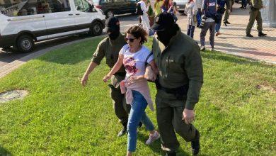 Photo of 150 человек задержали вчера во время протестных акций