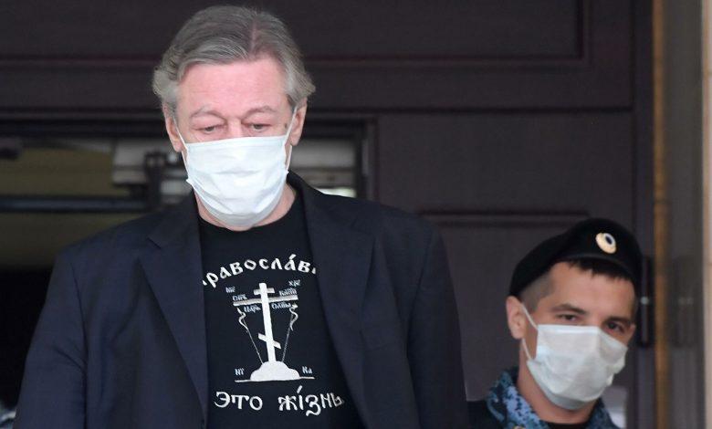 Суд завершил исследование доказательств в деле Ефремова