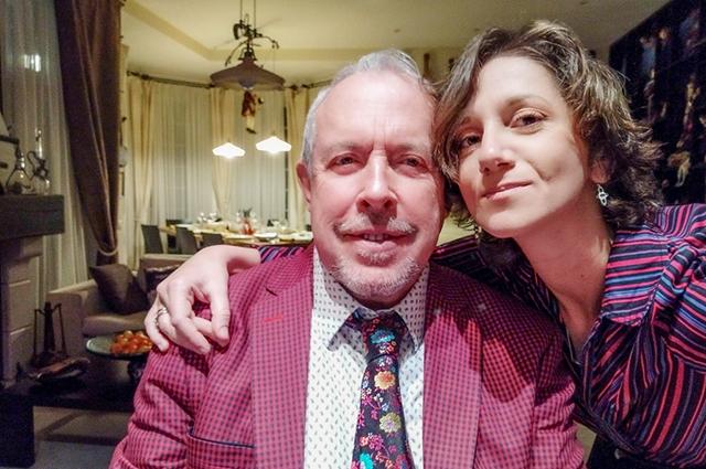 Молодая жена Макаревича рассказала, чем привлекла артиста