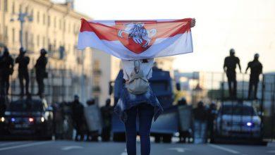 Photo of В Минске начались задержания до начала акции протеста