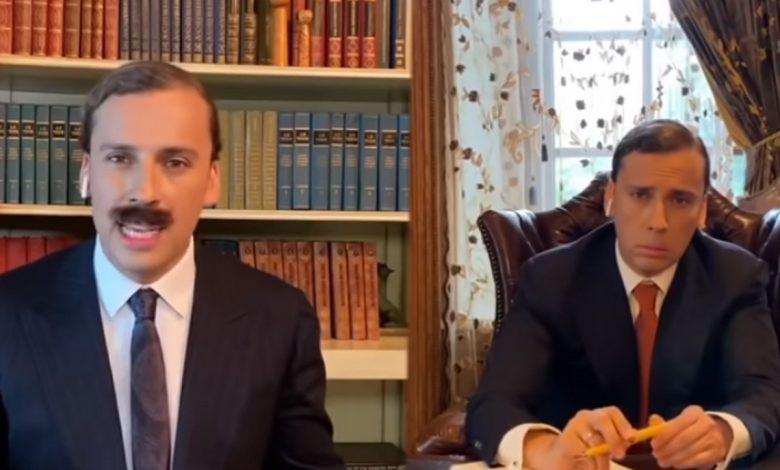 Галкин спародировал беседу Лукашенко и Путина