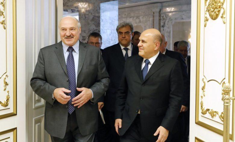Российский премьер Мишустин тет-а-тет встретится с Лукашенко
