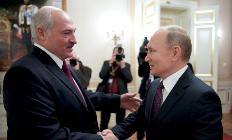Визит Лукашенко в Москву может состояться на следующей неделе