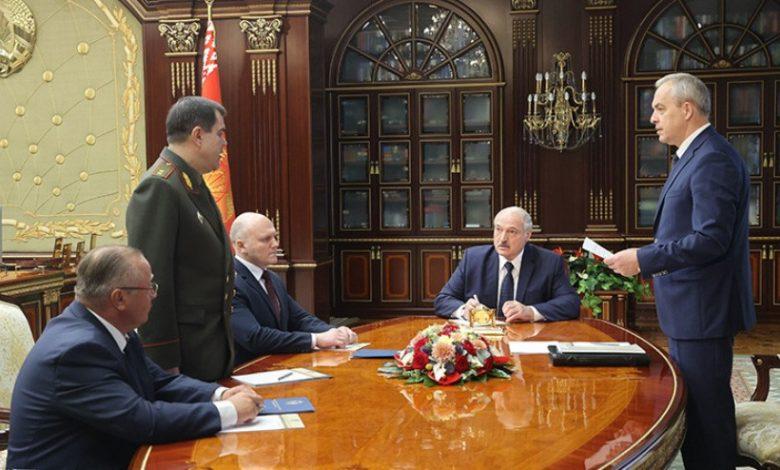 Лукашенко сменил руководство КГБ, КГК и Совбеза