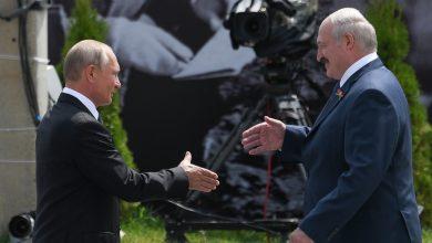 Photo of Путин не поздравлял Лукашенко с инаугурацией