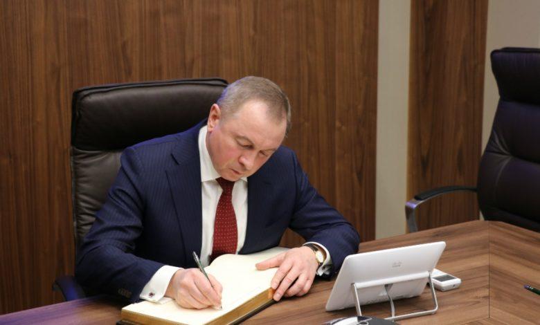 Макей ответил на заявления ЕС по ситуации в Беларуси