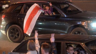 Photo of Жители Минска пожаловались на митингующих
