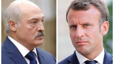 Photo of Макрон посоветовал Лукашенко оставить президентский пост добровольно