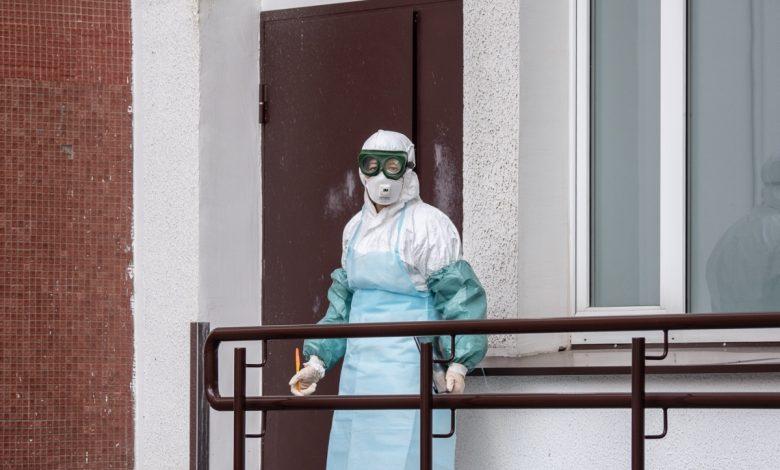коронавирус в Беларуси