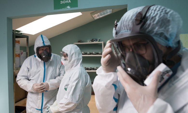 В Беларуси на 9 сентября зарегистрировано 73 402 случая коронавируса