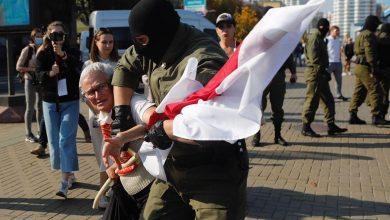 Photo of В Минске задержали участниц «Женского марша»