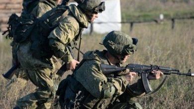 Photo of В Беларуси около границы с Украиной задержали четырех радикалов с оружием