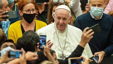 Photo of Папа Римский Франциск призвал узаконить однополые союзы