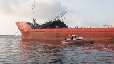 Photo of В «Росморречфлоте» оценили ущерб танкеру после взрыва в Азовском море