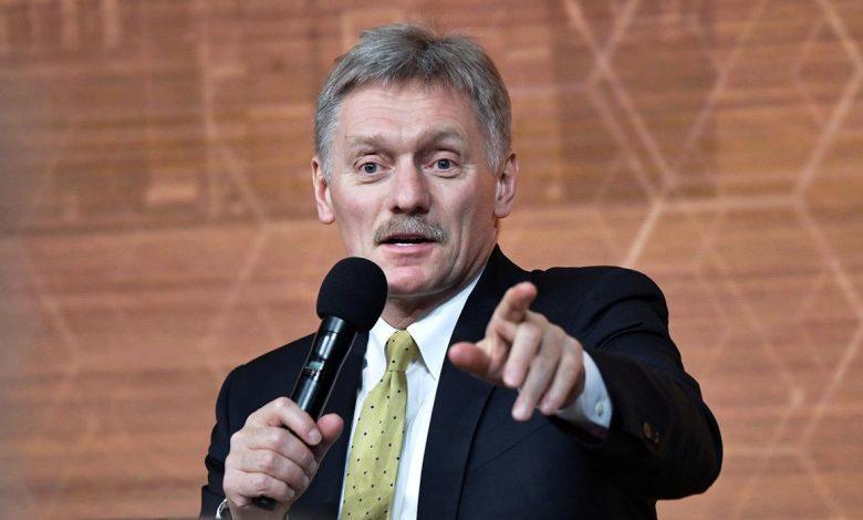 Дмитрий Песков, представитель Кремля