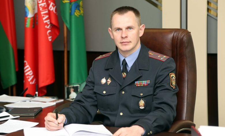 Михаил Гриб