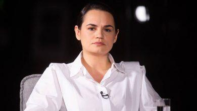 Photo of Тихановская рассказала, что намерена обсудить с Меркель