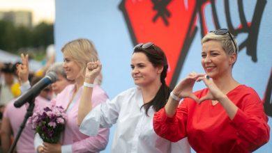 Photo of Тихановскую, Колесникову и Цепкало выдвинули на Нобелевскую премию мира