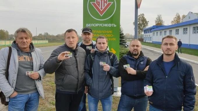 сотрудников Белоруснефти, объявивших о забастовке, уволили