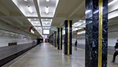 Photo of Один из выходов станции метро «Партизанская» закрыли с 22 октября