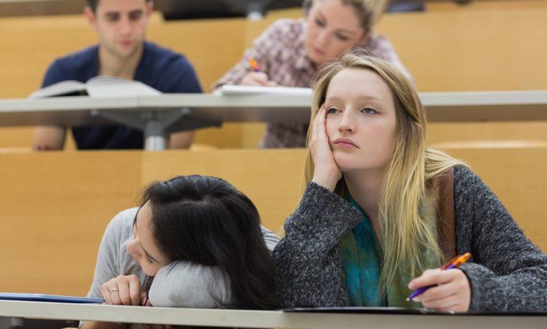 студенты на парах, вуз, образование