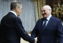 Photo of Александр Лукашенко встретился с министром иностранных дел России Сергеем Лавровым