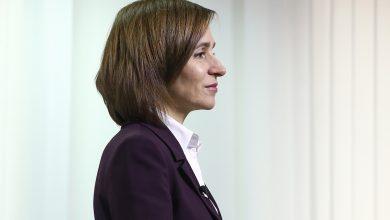 Photo of Санду выступила за вывод российских миротворцев с территории Приднестровья