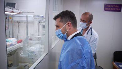 Photo of Заразившихся коронавирусом Зеленского и главу Офиса президента Украины госпитализировали